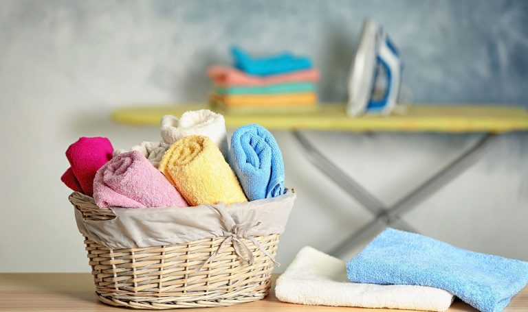Lavaggio biancheria, lenzuola, asciugamani e corredo per il soggiorno fornito dalla struttura